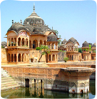 Mathura & Vrindavan Tour