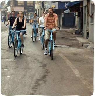 Old Mumbai Bicycle Tour