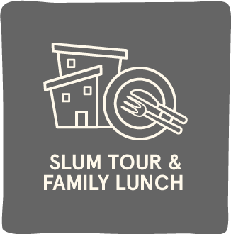 Slum Tour & Family Lunch