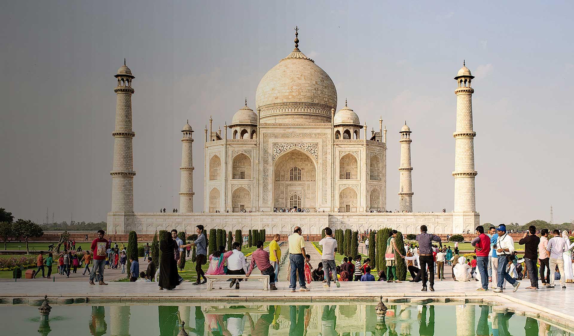 Taj Mahal Tour Packages New Delhi Delhi